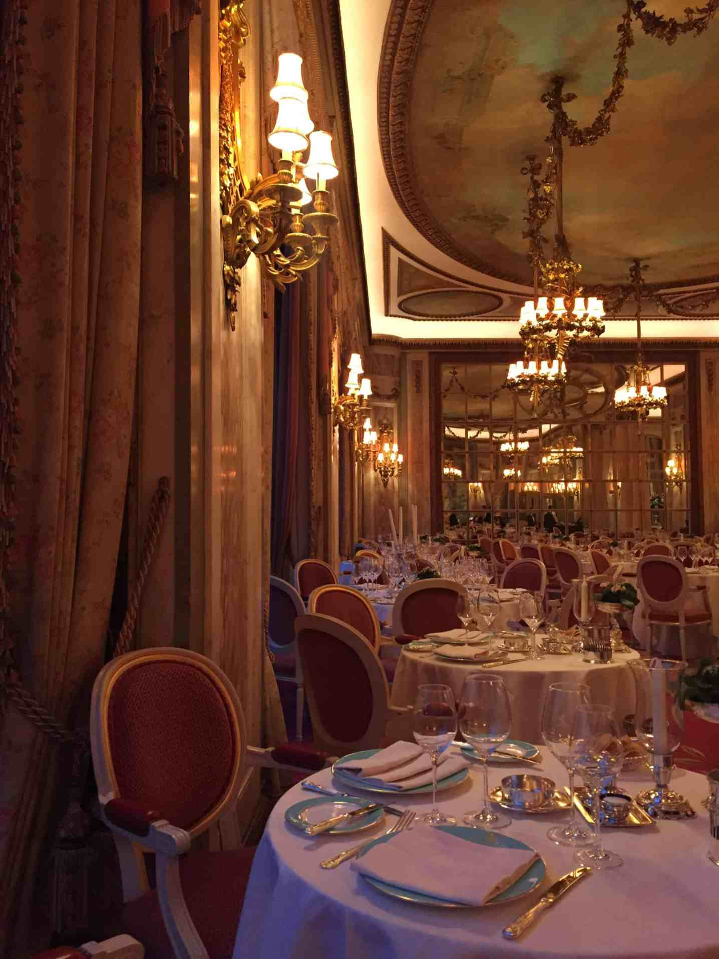 restaurant in Piccadilly