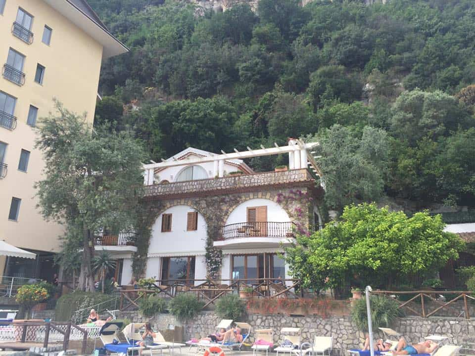 hotel in sorrento