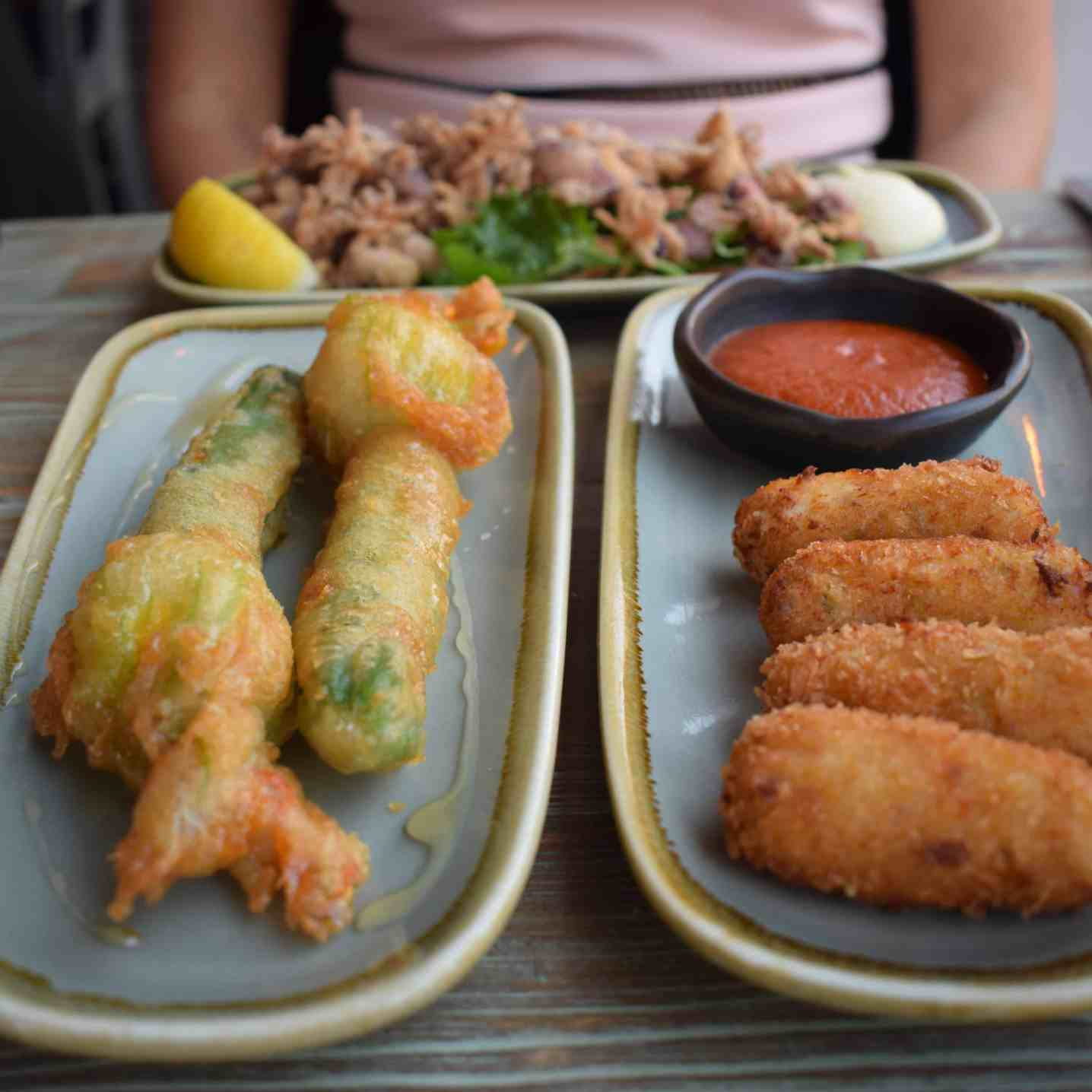 tapas in islington