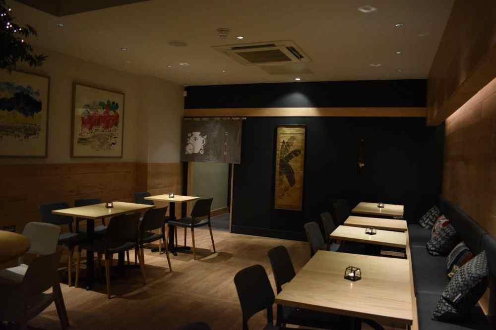 Tombo Japanese cafe and matcha bar