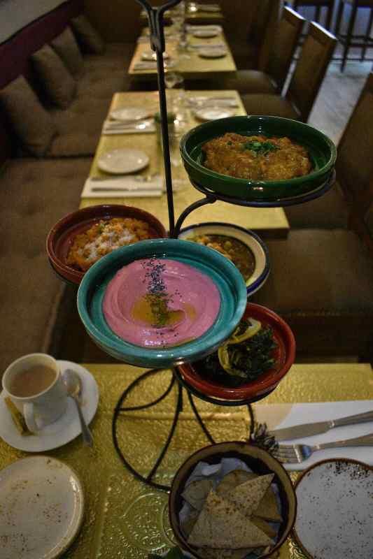 restaurant in kensal green
