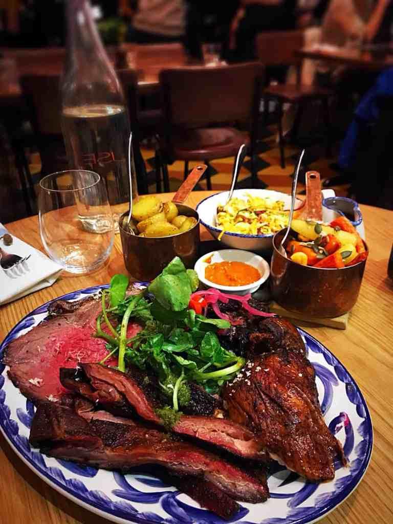 The Stoke House restaurant