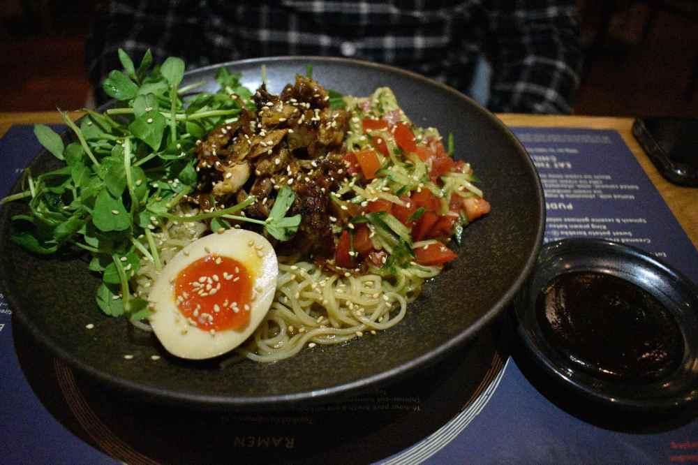Tonkotsu Japanese Food in London