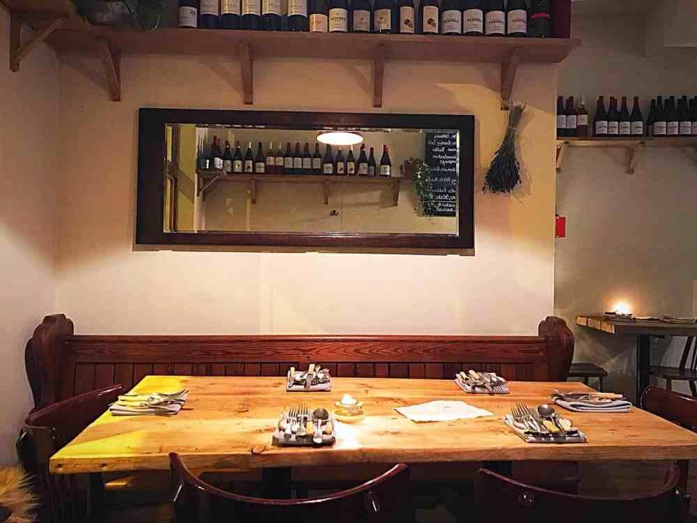 restaurant in hackney