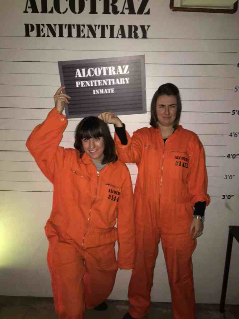 Alcotraz cocktail prison bar London