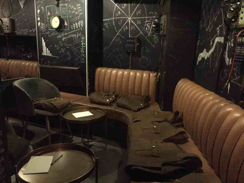 immersive bar in london