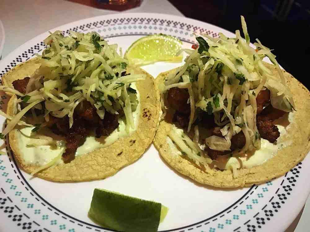 Taco Del 74 Restaurant Dalston