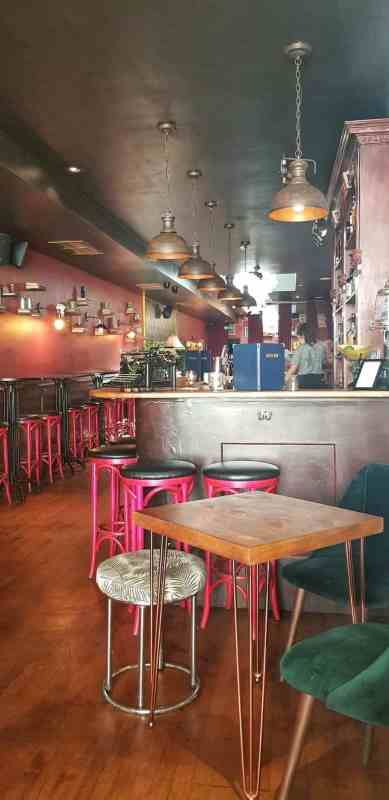 bar in Islington