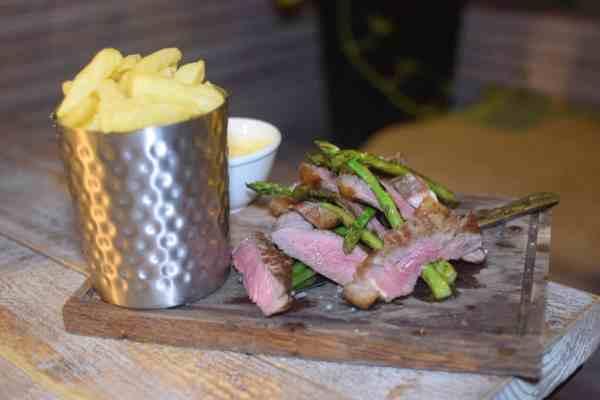 restaurant in London Fields