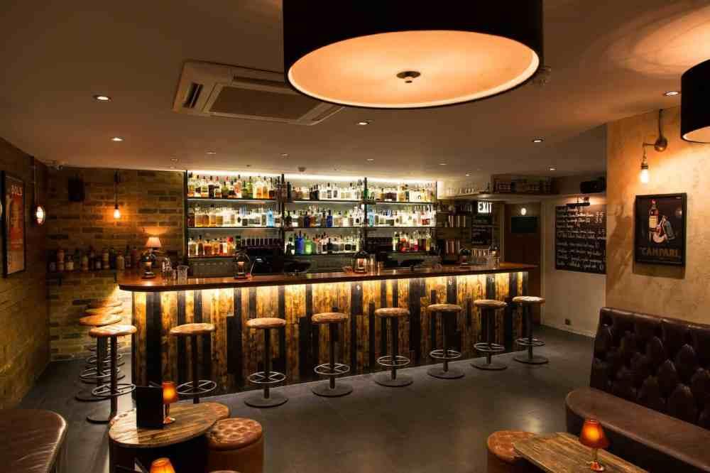 bar in bermondsey