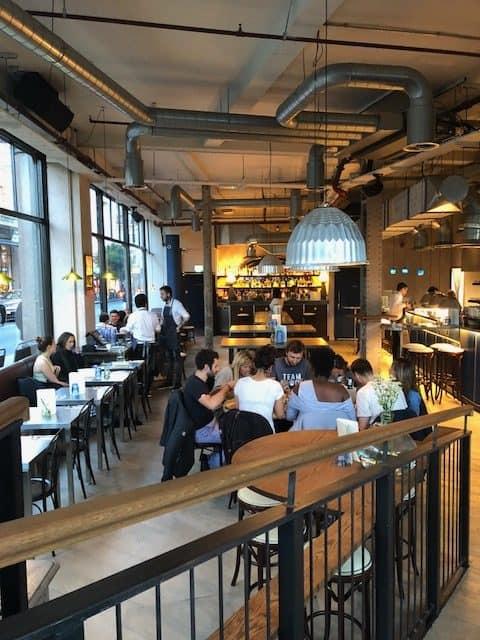 restaurant in brixton