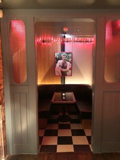 bar in fitzrovia
