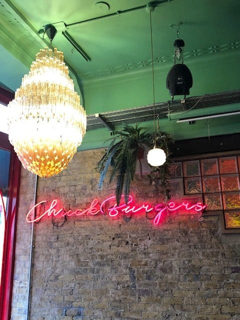 bottomless brunch in london