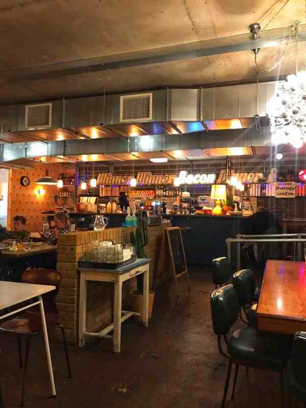 restaurants in hackney wick