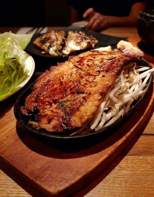 korean restaurant in victoria