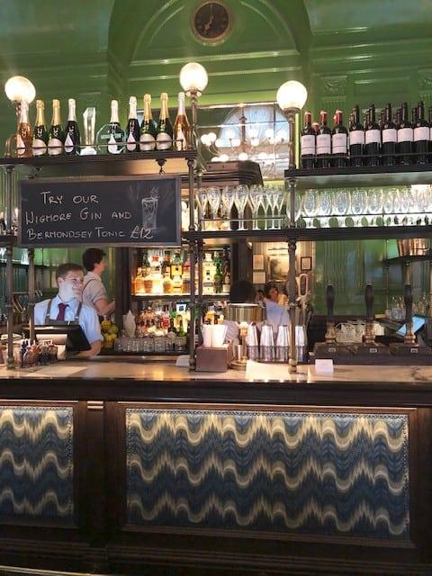 british pub on regent street