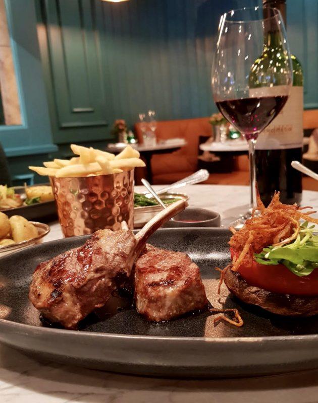 Restaurant in Sloane Square