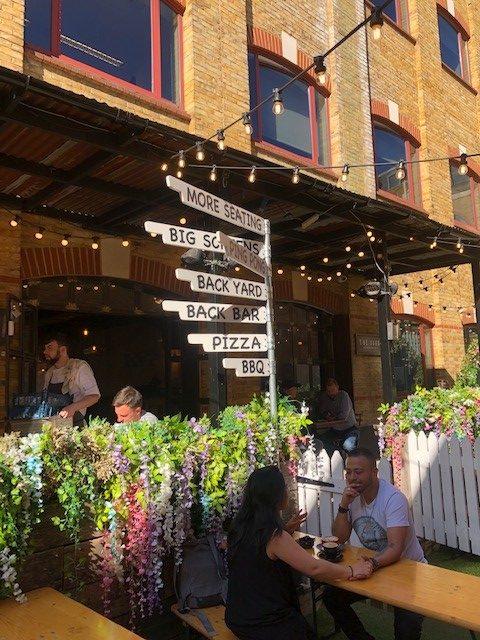 bar on bermondsey street