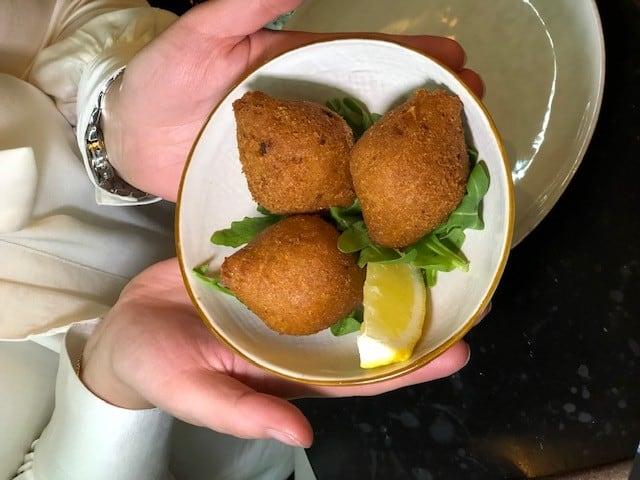 Mediterranean restaurant in london