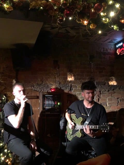 live music in clapham