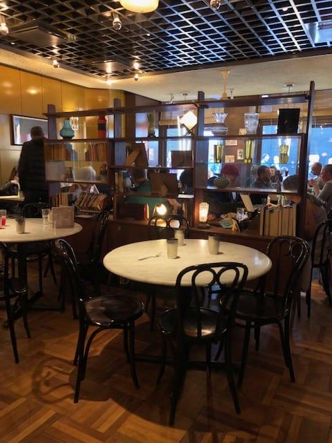 bombay cafe in london