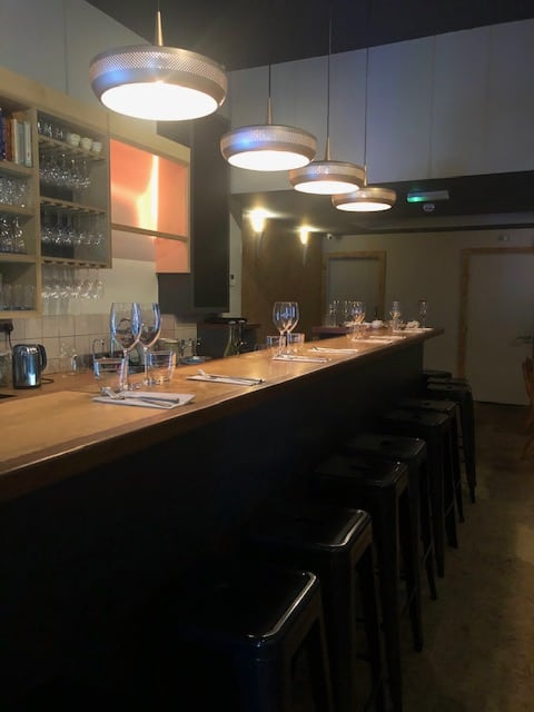 wine bar in bermondsey