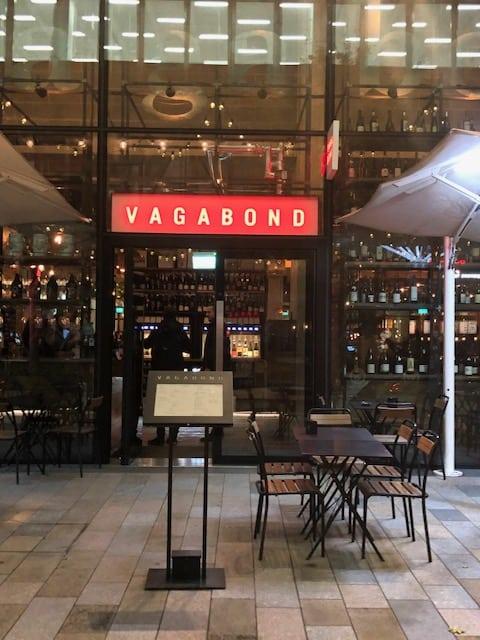 wine bar in victoria