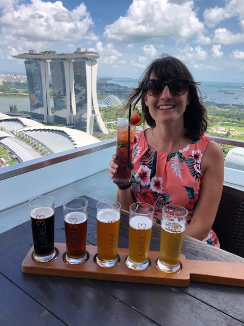 rooftop bar in singapore