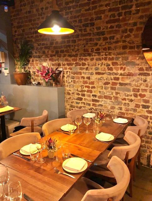 turkish restaurant in islington