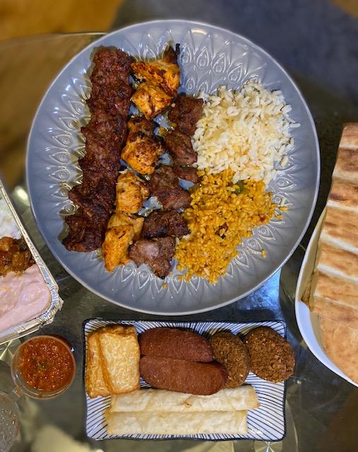 turkish restaurant in bow