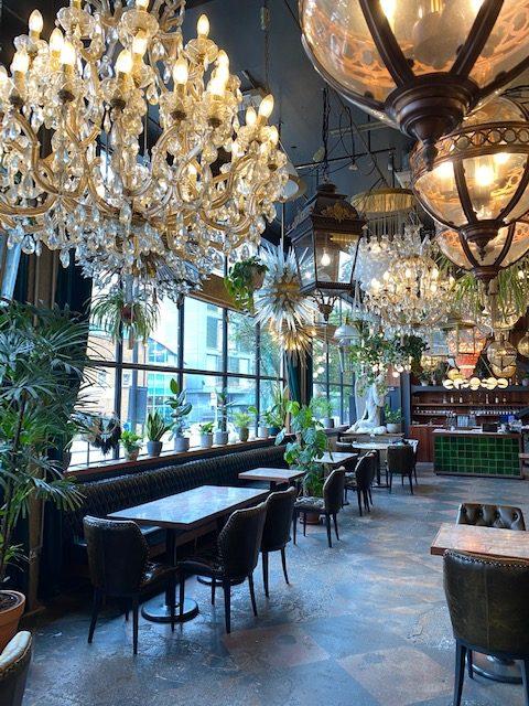 bar in london fields