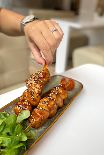sushi restaurant in fitzrovia