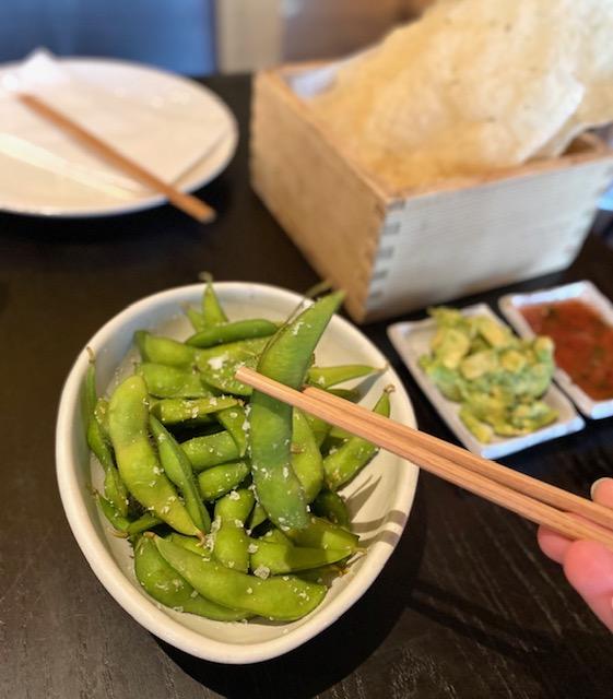 japanese restaurant in fitzrovia