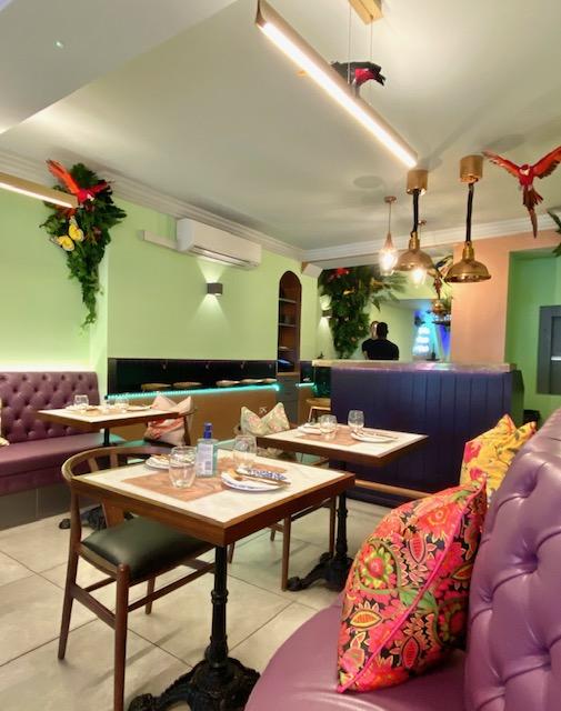 indian restaurant in mayfair