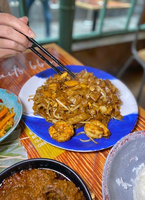 Malaysian restaurant in chinatown