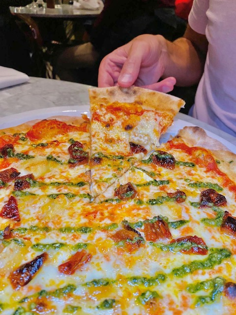Italian restaurant in stratford