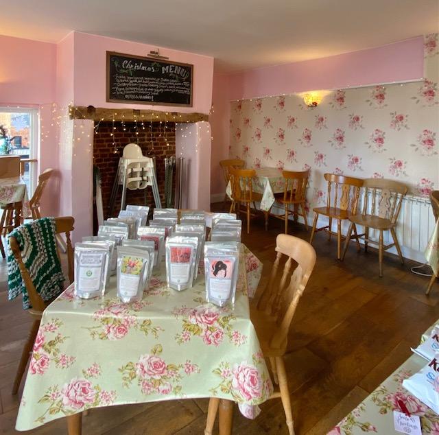 restaurants in bishop's stortford