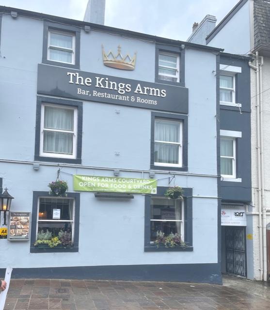 kings arms keswick