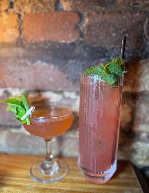 cocktail bar in aldgate