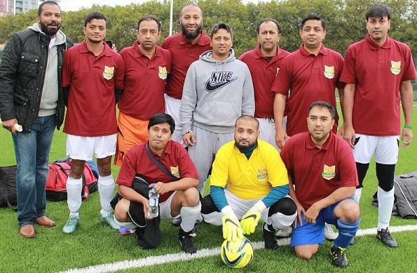 Ranigonj win inaugural Jagannathpur Union Cup - London Bangla