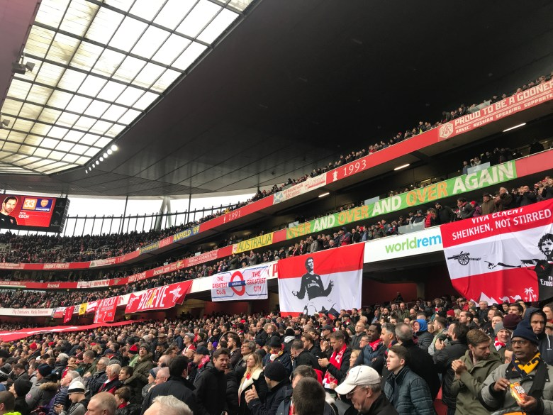 Arsenal Spurs 181117