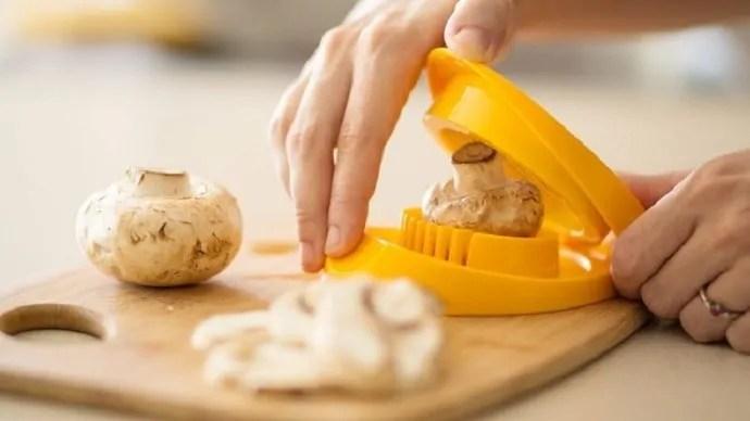 Techniques to achieve clean slices