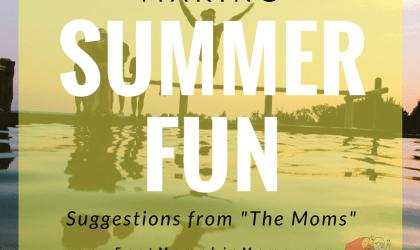Making Summer Fun (for everyone)