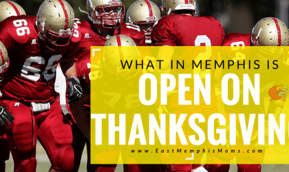 What's Open on Thanksgiving Day