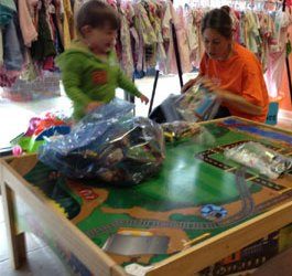 Spring/Summer 2015 Children's Consignment Sales