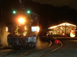Special Train Rides: Christmas, Thomas & More
