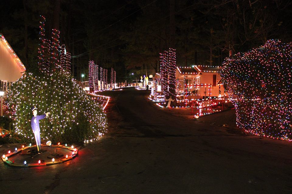 2016 Recommended Christmas Light Displays