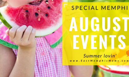 August Special Events