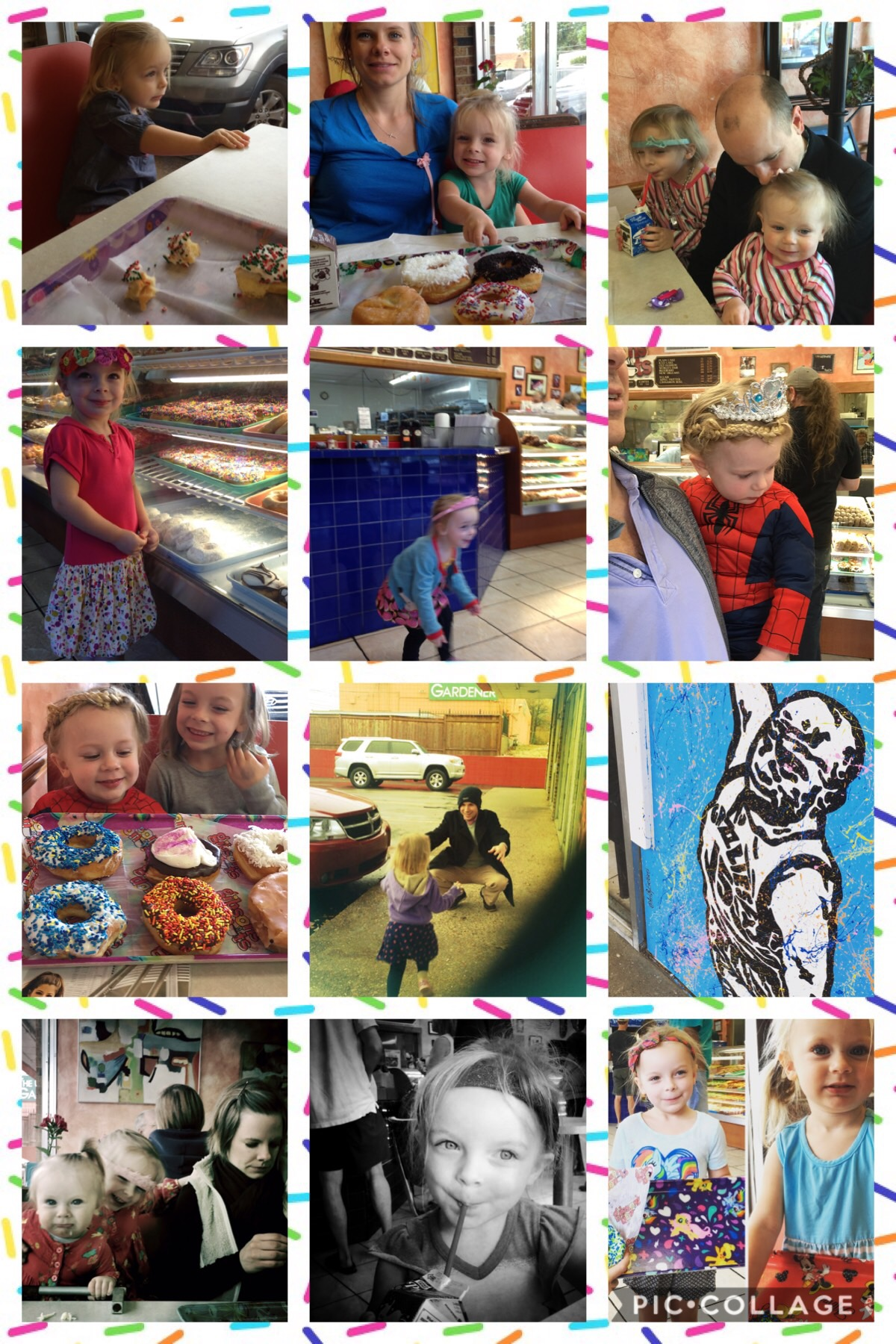 Gibson's Donuts - EastMemphisMoms.com