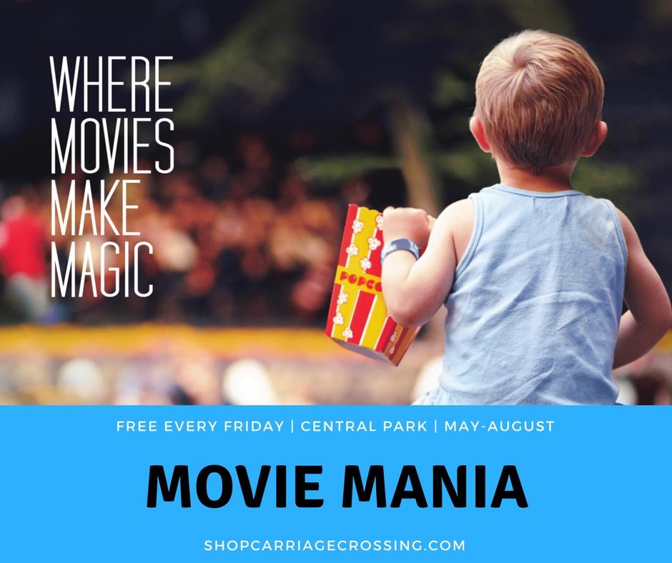 Carriage Crossing Movie Mania